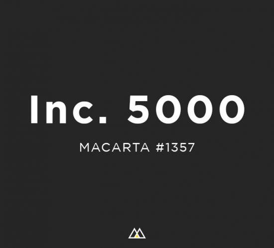 Macarta Inc. 5000